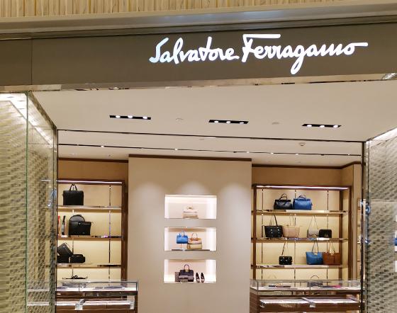 菲拉格慕品牌店